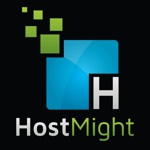 Host Might New Official Logo