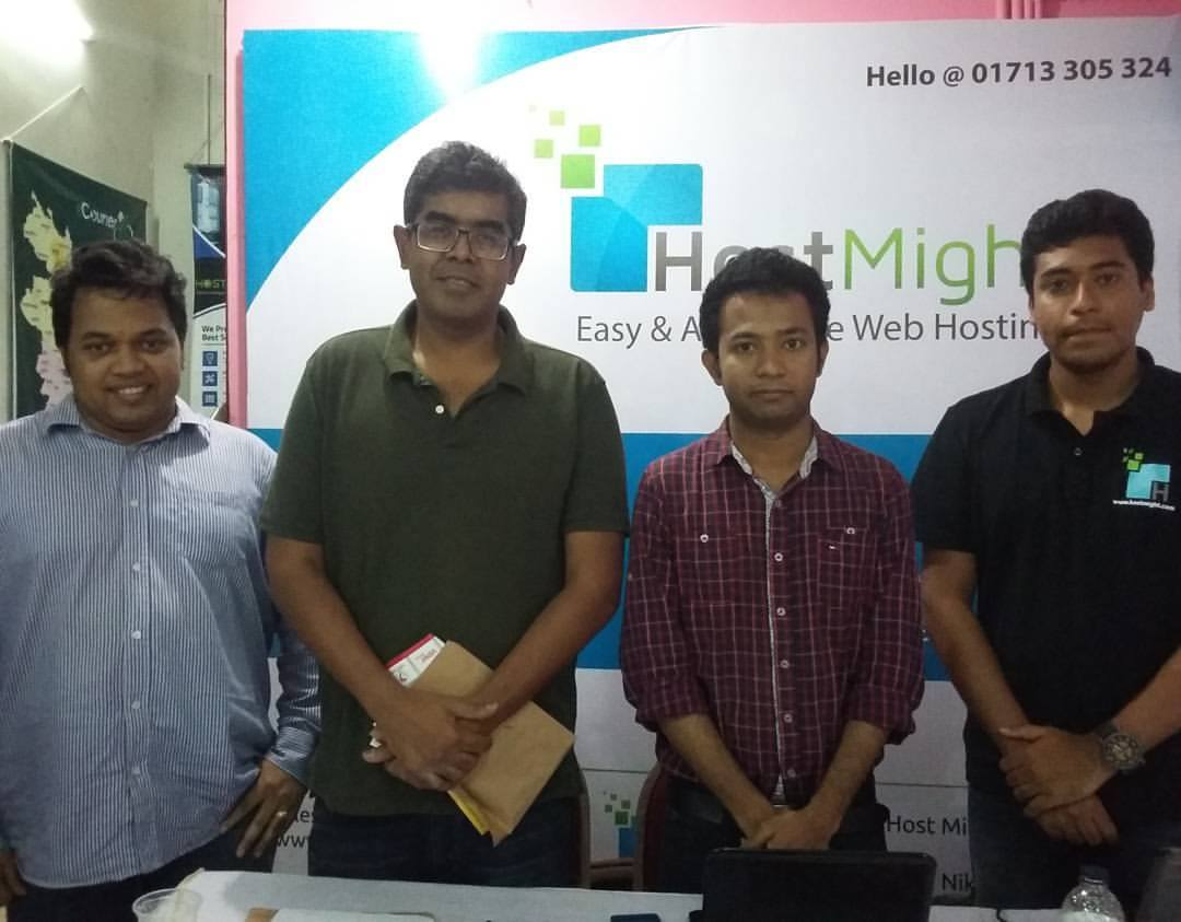 Bdjobs & AjkerDeal owner Fahim Mashrooor Visited us