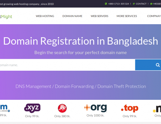 Domain Registration in Bangladesh